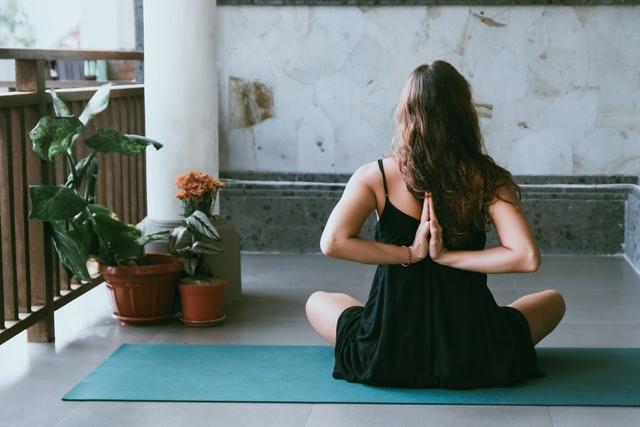 jóga - dělá mě šťastnou